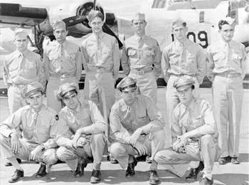 Group of WWII Soldiers including John Howell