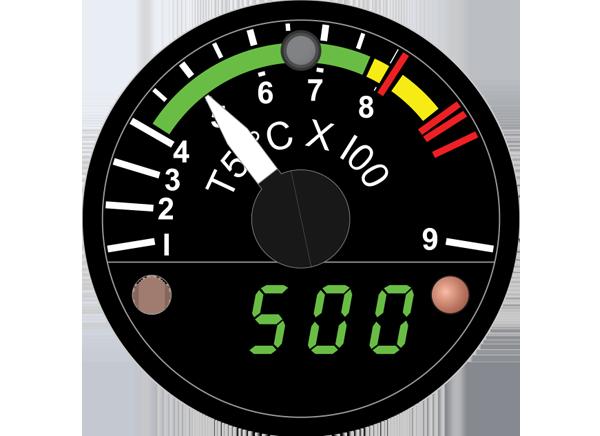 H1900 Series Indicator/Monitor