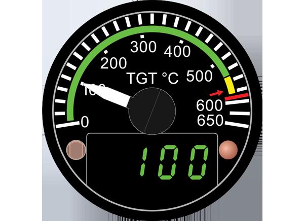H9000 SERIES AUTOTEMP®1/ AUTOTAK® INDICATORS