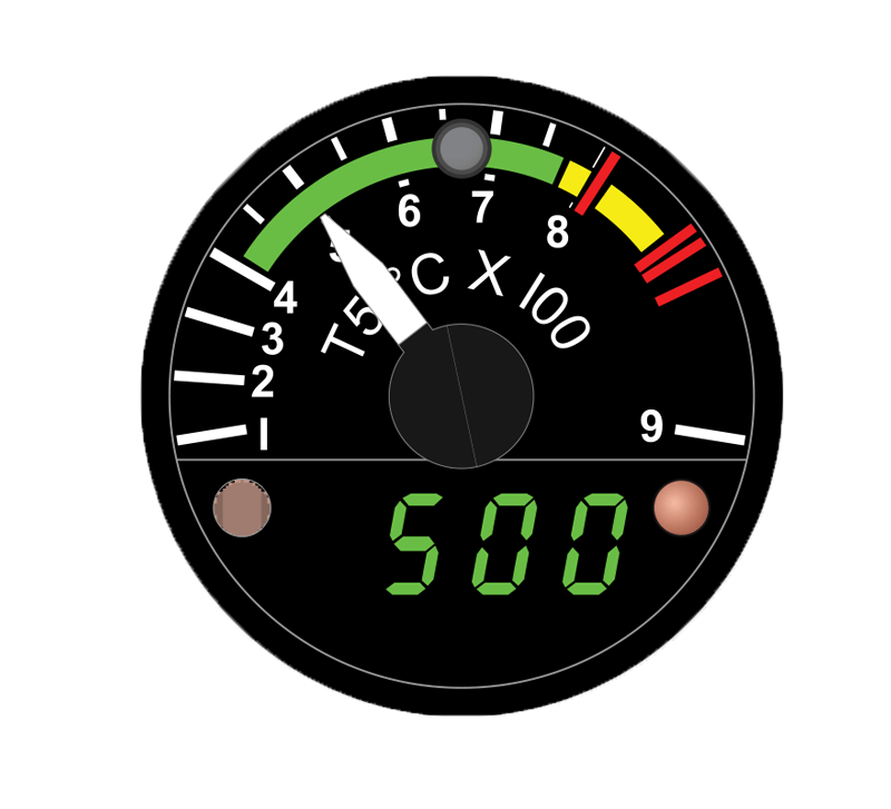 H1900 Series Indicator/Monitor